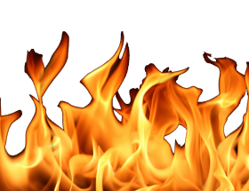 Fire Flames Hot PNG