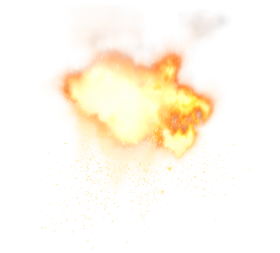 Sparkle Fire  PNG