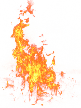 Fire Flames Big  PNG