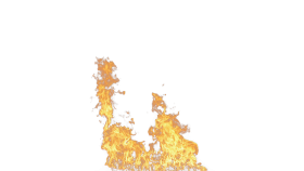 Little Fire Flame PNG