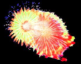 Fireworks PNG