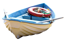 Fishing Boat PNG