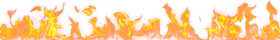 Fire Flame Ground PNG