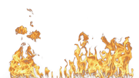 Fire Flames Ground PNG