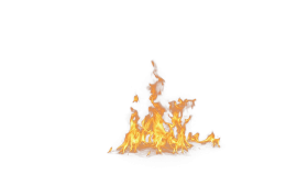 Flame Little Fire PNG