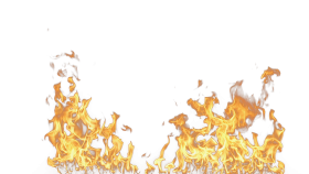 Flame Hot Fire  PNG