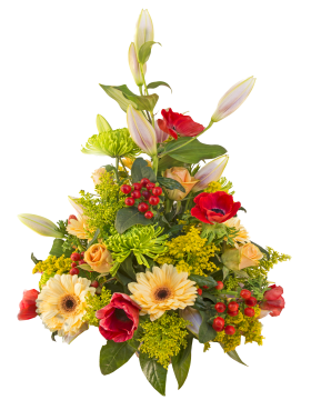 Flower Bouquet PNG