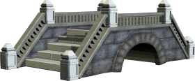 Foot Bridge PNG