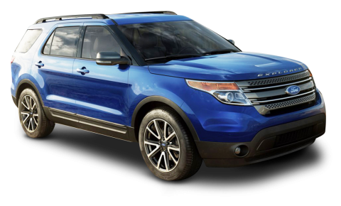 Ford Explorer XLT PNG