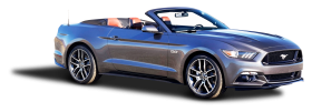 Ford Mustang Convertible Car PNG