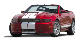 Ford Mustang Shelby GT350 Car PNG