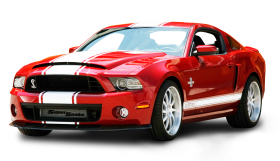Ford Mustang Shelby GT500 Car PNG