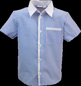 Formal Half Kid Shirt PNG
