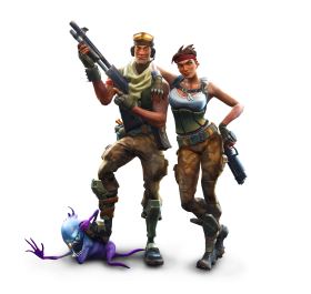 Fortnite Battle Royale Champs PNG