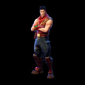 Fortnite Crimson Scout PNG