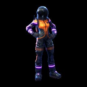Fortnite Dark Vanguard PNG