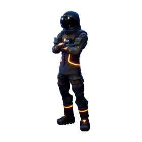 Fortnite Dark Voyager PNG