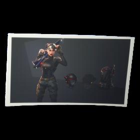 Fortnite Elite Agent PNG