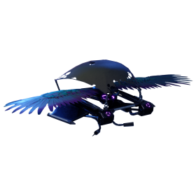 Fortnite Feathered Flyer PNG