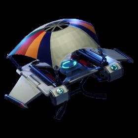 Fortnite Fighter Kite PNG