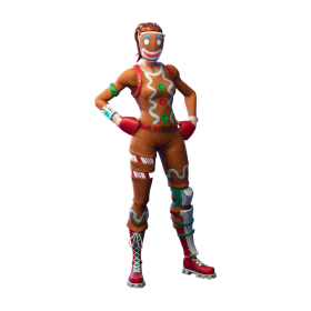 Fortnite Ginger Gunner PNG