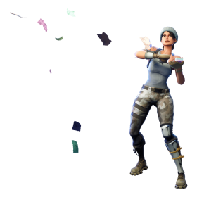 Fortnite Make it Rain PNG