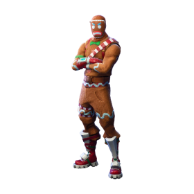 Fortnite Merry Marauder PNG