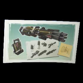 Fortnite Minigun PNG