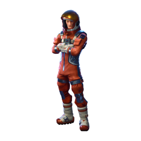 Fortnite Mission Specialist PNG