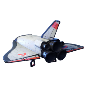 Fortnite Orbital Shuttle PNG