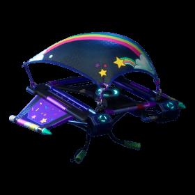 Fortnite Rainbow Rider PNG