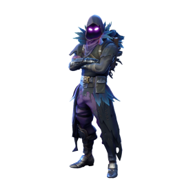 Fortnite Raven PNG