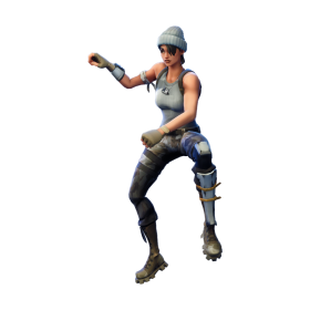 Fortnite Ride the Pony PNG