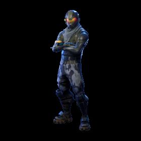 Fortnite Rogue Agent PNG