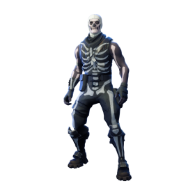 Fortnite Skull Trooper PNG
