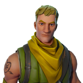 Fortnite Survivalist (subclass) PNG