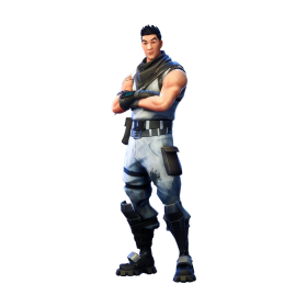 Fortnite Trooper PNG