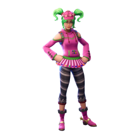 Fortnite Zoey PNG