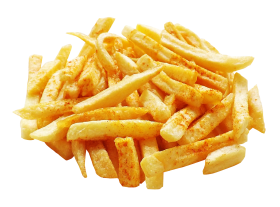 French Fries PNG