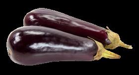 Fresh Eggplant PNG