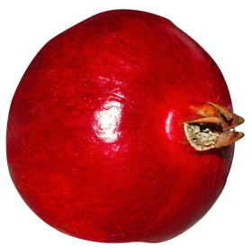 Fresh Pomegranate PNG