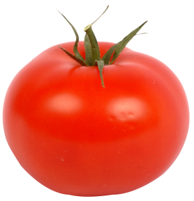 Fresh Red Tomato PNG