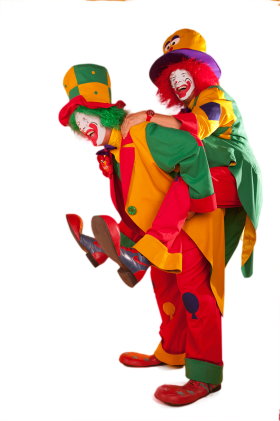 Funny Clown PNG