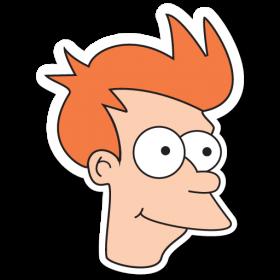 Futurama Fry PNG