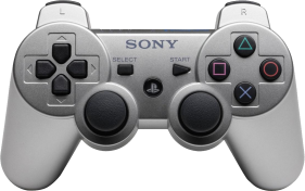 Sony DUALSHOCK 3 Wireless Controller PNG