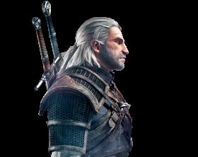 Geralt Of Rivia PNG