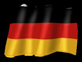 German Flag PNG