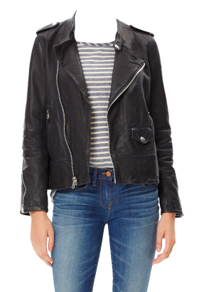 Girl Jacket PNG