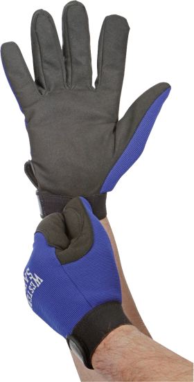Glove On Hand PNG