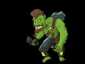 Goblin PNG